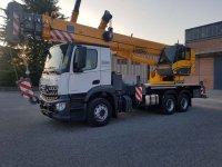 Macara montata pe camion Locatelli TCL 40.35, poza 2