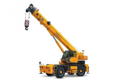 Macara constructii Locatelli 8500TL
